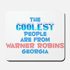 Coolest: Warner Robins, GA Mousepad