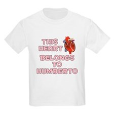 This Heart: Humberto (C) T-Shirt