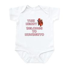 This Heart: Humberto (C) Infant Bodysuit