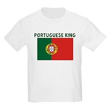 PORTUGUESE KING T-Shirt