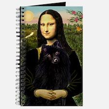 Mona Lisa & Schipperke Journal