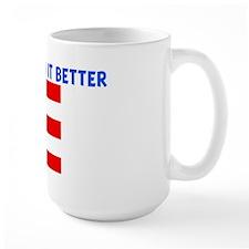 PUERTO RICAN DO IT BETTER Mug