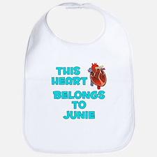 This Heart: Junie (B) Bib
