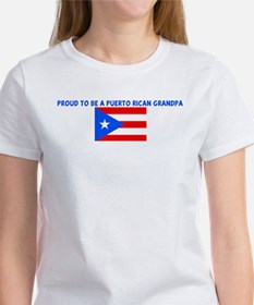 PROUD TO BE A PUERTO RICAN GR Tee