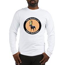 God's Rottweiler -  Long Sleeve T-Shirt
