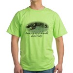 Rest of the World Green T-Shirt