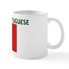 KISS ME I AM PORTUGUESE Mug