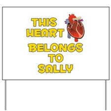 This Heart: Sally (A) Yard Sign