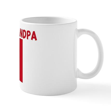 ROMANIAN GRANDPA Mug