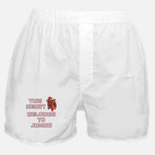 This Heart: Jamar (C) Boxer Shorts