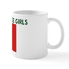 I LOVE PORTUGUESE GIRLS Mug