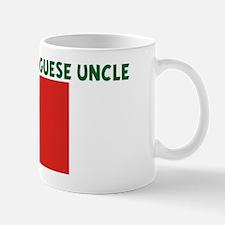 I LOVE MY PORTUGUESE UNCLE Mug