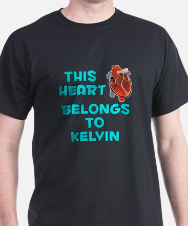 This Heart: Kelvin (B) T-Shirt