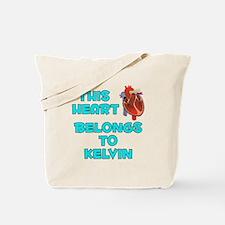 This Heart: Kelvin (B) Tote Bag