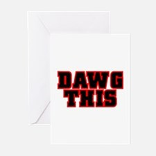 Original DAWG THIS! Greeting Cards (Pk of 10)