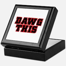Original DAWG THIS! Keepsake Box
