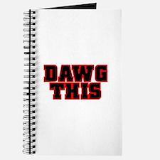 Original DAWG THIS! Journal
