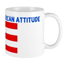 I HAVE A PUERTO RICAN ATTITUD Mug