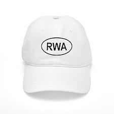 Rwanda Oval Baseball Cap