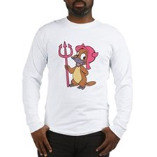 Hexley the Platypus Long Sleeve T-Shirt