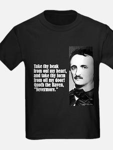 "Poe ""Take Thy Beak"" T"