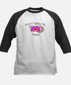 Call Papou with Pink Phone Tee