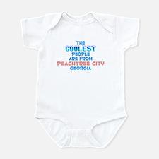 Coolest: Peachtree City, GA Infant Bodysuit