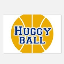 Huggy Ball Postcards (Package of 8)