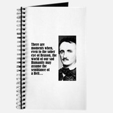 "Poe ""Semblance of Hell"" Journal"
