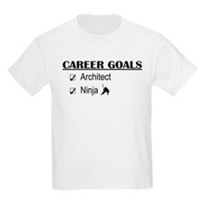 Architect Career Goals T-Shirt