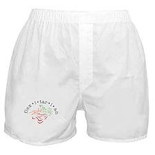 Flexitarian Boxer Shorts