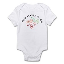 Flexitarian Infant Bodysuit