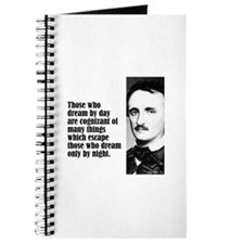 "Poe ""Dream by Day"" Journal"
