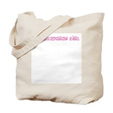 El Salvadoran Girl Tote Bag
