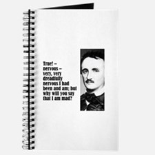 "Poe ""Nervous"" Journal"