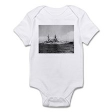 USS Pennsylvania Ship's Image Infant Bodysuit