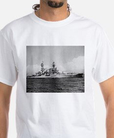 USS Pennsylvania Ship's Image Shirt