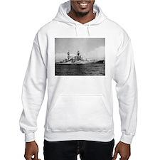 USS Pennsylvania Ship's Image Hoodie