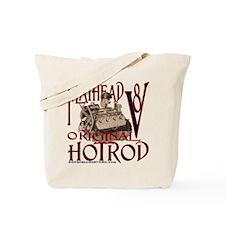 FLATHEAD V8 Tote Bag