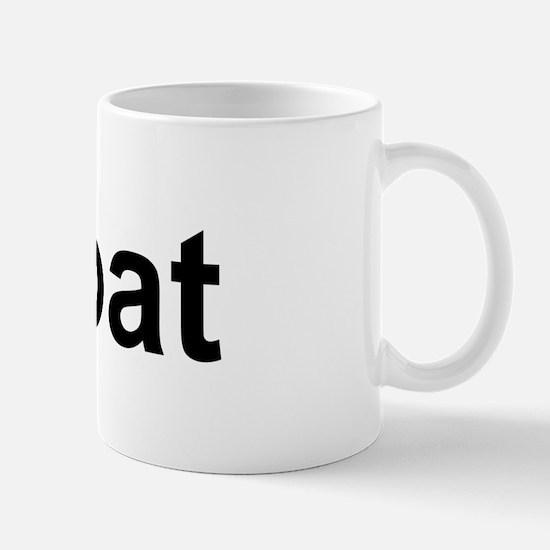 iBoat Mug