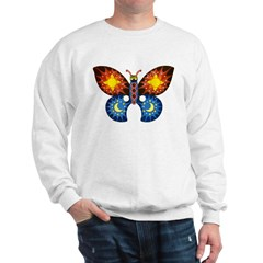 Butterfly 8 Sweatshirt