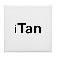 iTan Tile Coaster