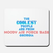 Coolest: Moody Air Forc, GA Mousepad