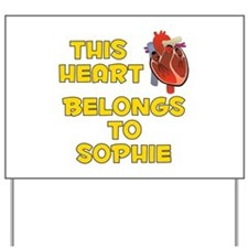 This Heart: Sophie (A) Yard Sign