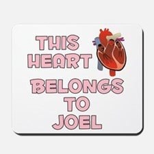 This Heart: Joel (C) Mousepad