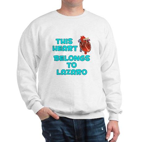 This Heart: Lazaro (B) Sweatshirt
