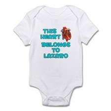 This Heart: Lazaro (B) Infant Bodysuit