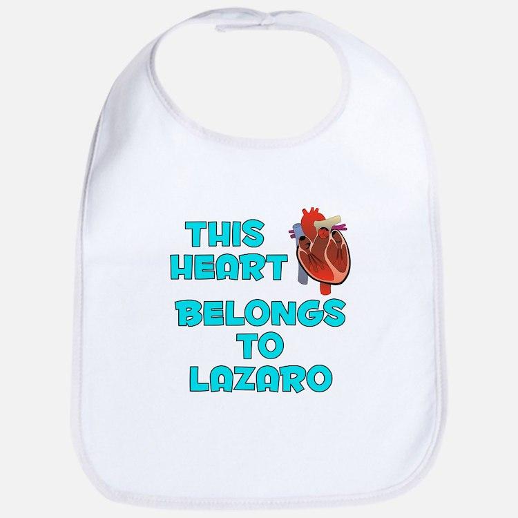 This Heart: Lazaro (B) Bib