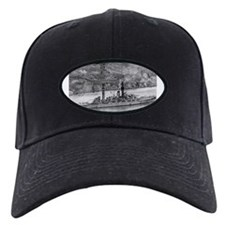 USS Arizona Ship's Image Baseball Hat
