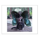 Fairy Kitty-Angel Small Poster